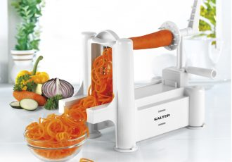 Spiralizer courtesy of Salter